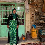 Kurd Housewife