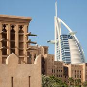 Madinat Jumeirah and Burj Al Arab