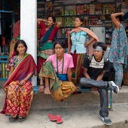 Nepalese Gathering