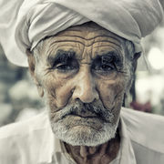 Old Man from Chabahar