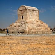 Tomb of Cyrus in Pasargadae