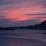 Sunset-on-Loch-Ailort