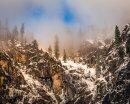 Yosemite skyline