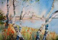 Great Solovetsky Monastery, Sold
