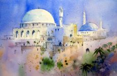 Midday Heat, Oman, Sold
