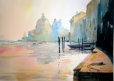 Venice, Morning Glow
