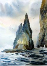 Sea Stacks, Faroes