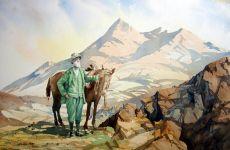 Guide to Sgurr nan Gillean, Isle of Skye, 1900