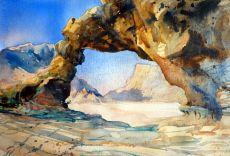 Wadi Rum, Jordan, 2.Sold