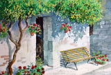 Sunny Terrace, Dordogne SOLD