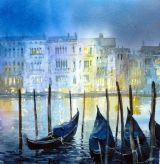 Venetian magic. Sold