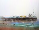 Summer Haze, Brighton (Watercolour) 34x42cm