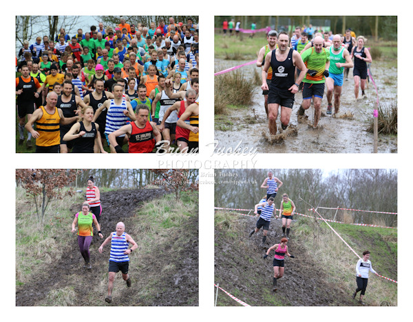 North West Sunday Cross Country League, Birchwood, 21/02/16