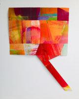 Paper Relief Sculpture