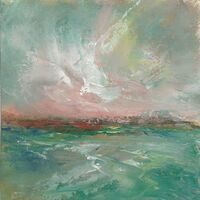 abstract landscape.. sold