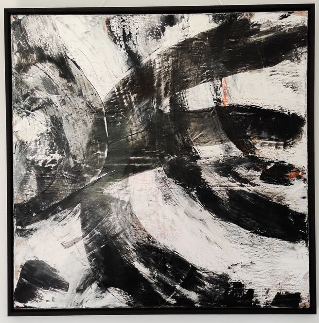 Abstract for sale on Saatchi