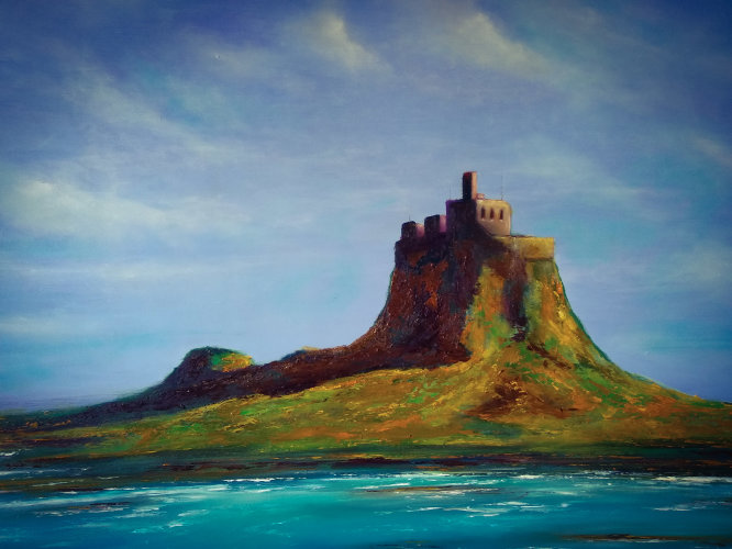 Lindisfarne .. a commission