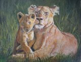 lions (SOLD)