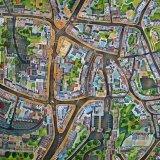 Liskeard Town Street Map
