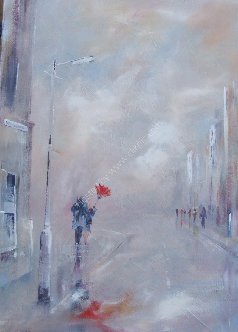 Red Brolly #1