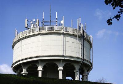Congleton water towers #1