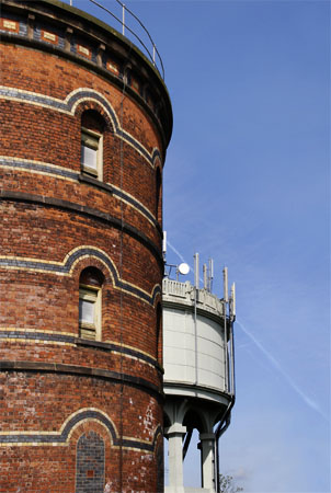 Congleton water towers #4