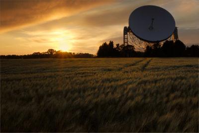 Lovell telescope - Jodrell Bank