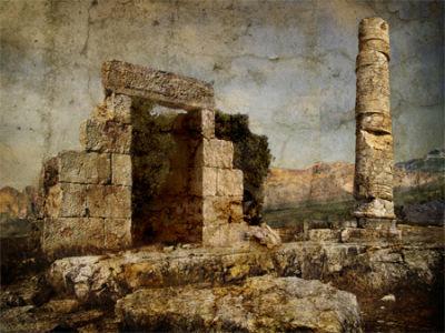 Dreams of lost civilisations #2