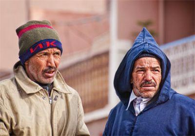 Old men - Tafraoute