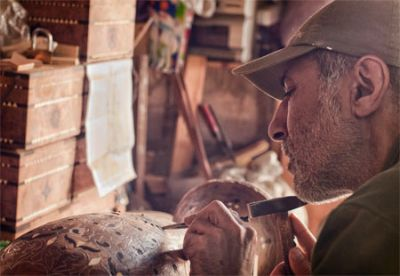 Wood workers Essouria
