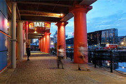 Albert Dock Tate
