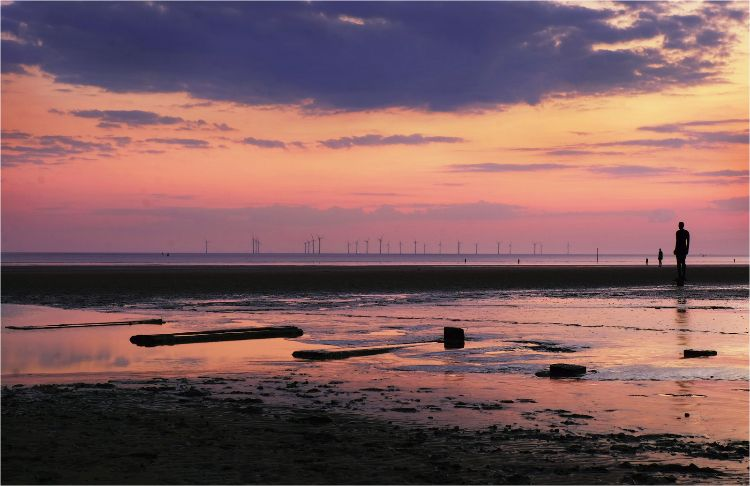 Another Place at Crosby Merseyside