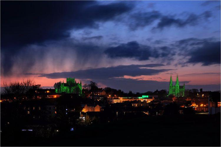 Armagh City ecclesiastical capital of Ireland