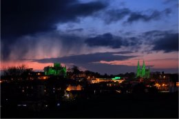 Armagh City ecclesiastical capital of Ireland