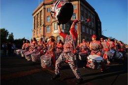 Batala Samba Band Liverpool
