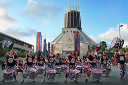 Batala in Liverpool