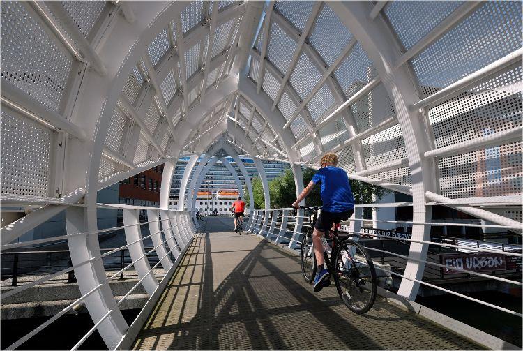 Bridge over Princes Dock