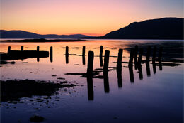 Carlingford Lough tranquility