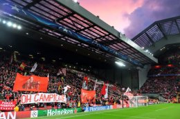Champions League Anfield
