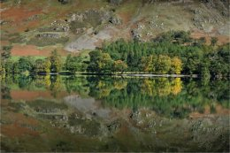 Early autumn colours at Buttermere