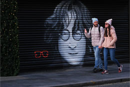 It's John Lennon