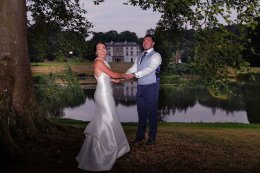 JoAnne & Robert at Carriage Rooms Montalto