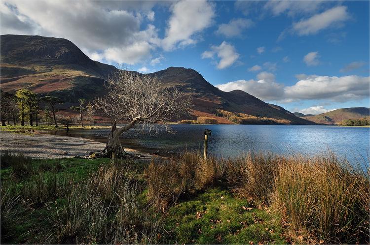 Lake Buttermere Cumbria