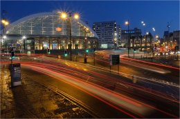 Lime Street Traffic Trails