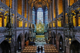 Liverpool Lady Chapel