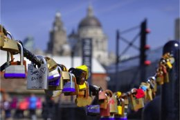 Liverpool Love Locks