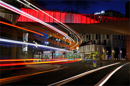 Liverpool One Bus Station