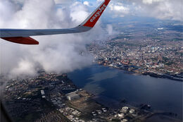 Merseyside from above