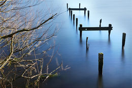 Oxford Island Old Jetty