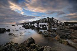 Pans Rocks Bridge Ballycastle